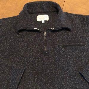 Armani Jeans Tops - GIORGIO ARMANI 1/4 Zip Pullover Sweatshirt